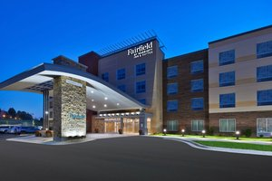 Exterior view - Fairfield Inn & Suites by Marriott Cincinnati Airport South Florence