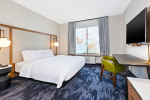 Room - Fairfield Inn & Suites by Marriott Cincinnati Airport South Florence