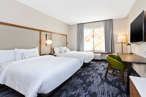 Suite - Fairfield Inn & Suites by Marriott Cincinnati Airport South Florence