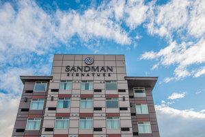 Exterior view - Sandman Signature Calgary Airport Hotel