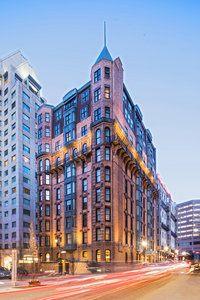 Exterior view - Courtyard by Marriott Hotel Copley Square Boston
