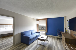 Suite - Holiday Inn Express Downtown Nashville