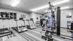 Fitness/ Exercise Room - Candlewood Suites Huntsville