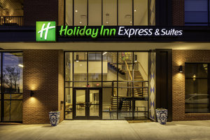 Exterior view - Holiday Inn Express Hotel & Suites South End Charlotte