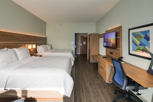 Room - Holiday Inn Express Hotel & Suites South End Charlotte