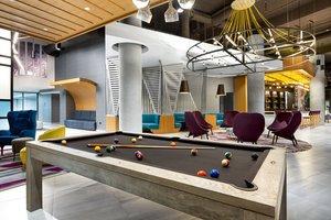 Lobby - Aloft Hotel San Juan