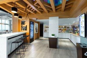 Restaurant - Aloft Hotel San Juan