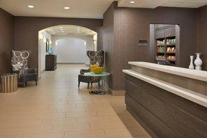 Lobby - Residence Inn by Marriott Airport Toronto