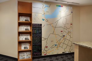 Map - Towneplace Suites by Marriott Chattanooga