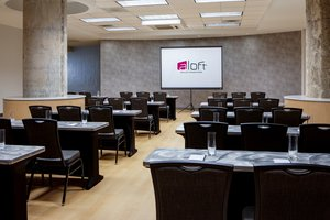 Meeting Facilities - Aloft Hotel Dallas