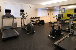 Fitness/ Exercise Room - Holiday Inn Express San Francisco Airport South Burlingame