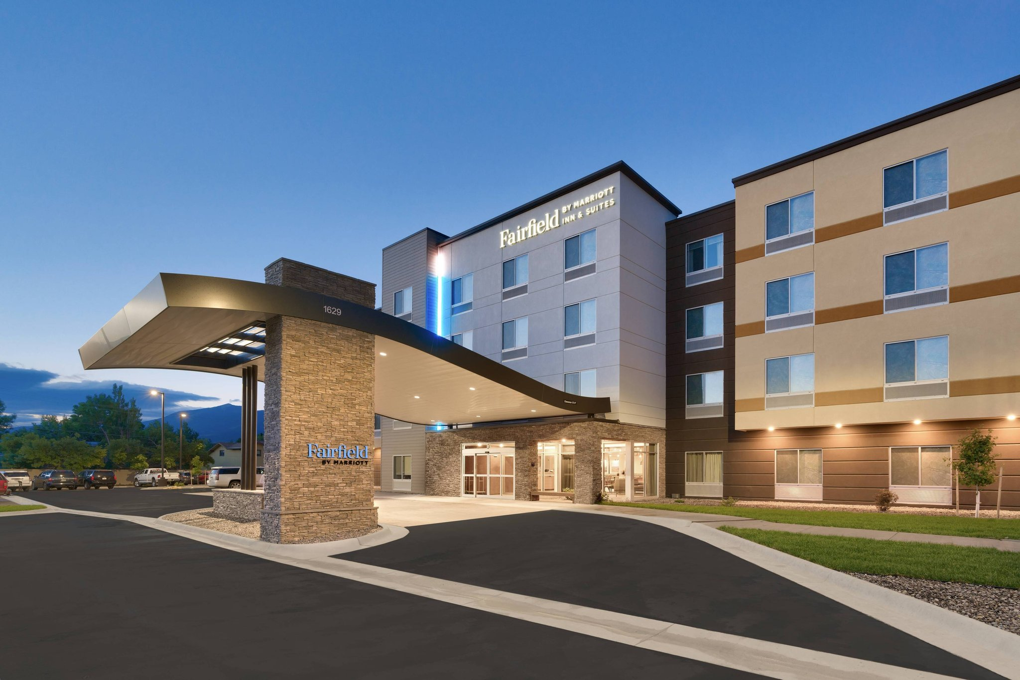 Fairfield by Marriott Inn and Suites Livingston Yellowstone