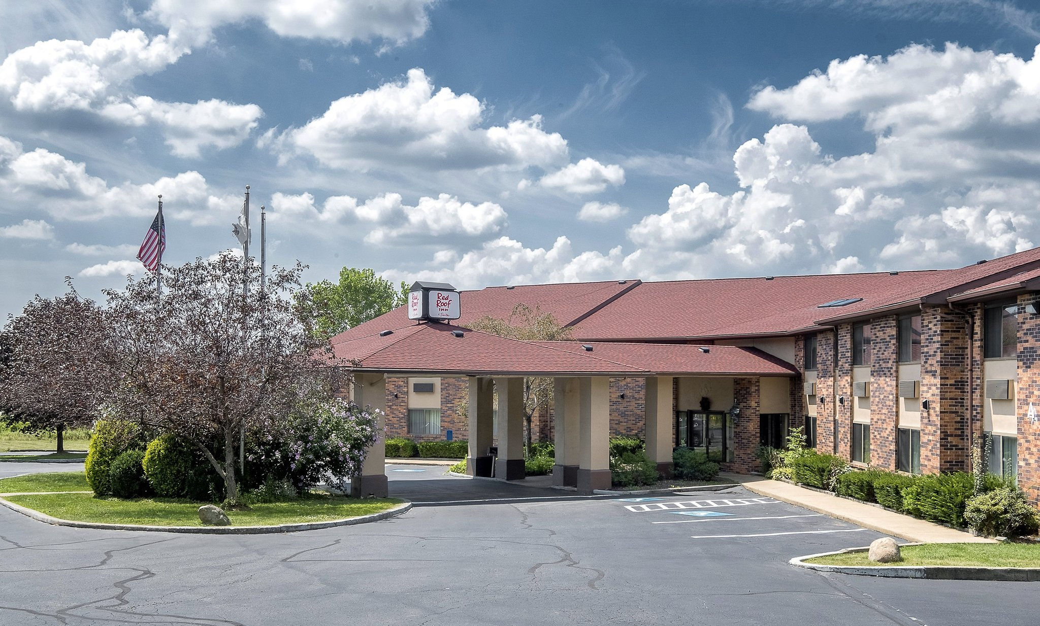 Red Roof Inn And Suites Hermitage