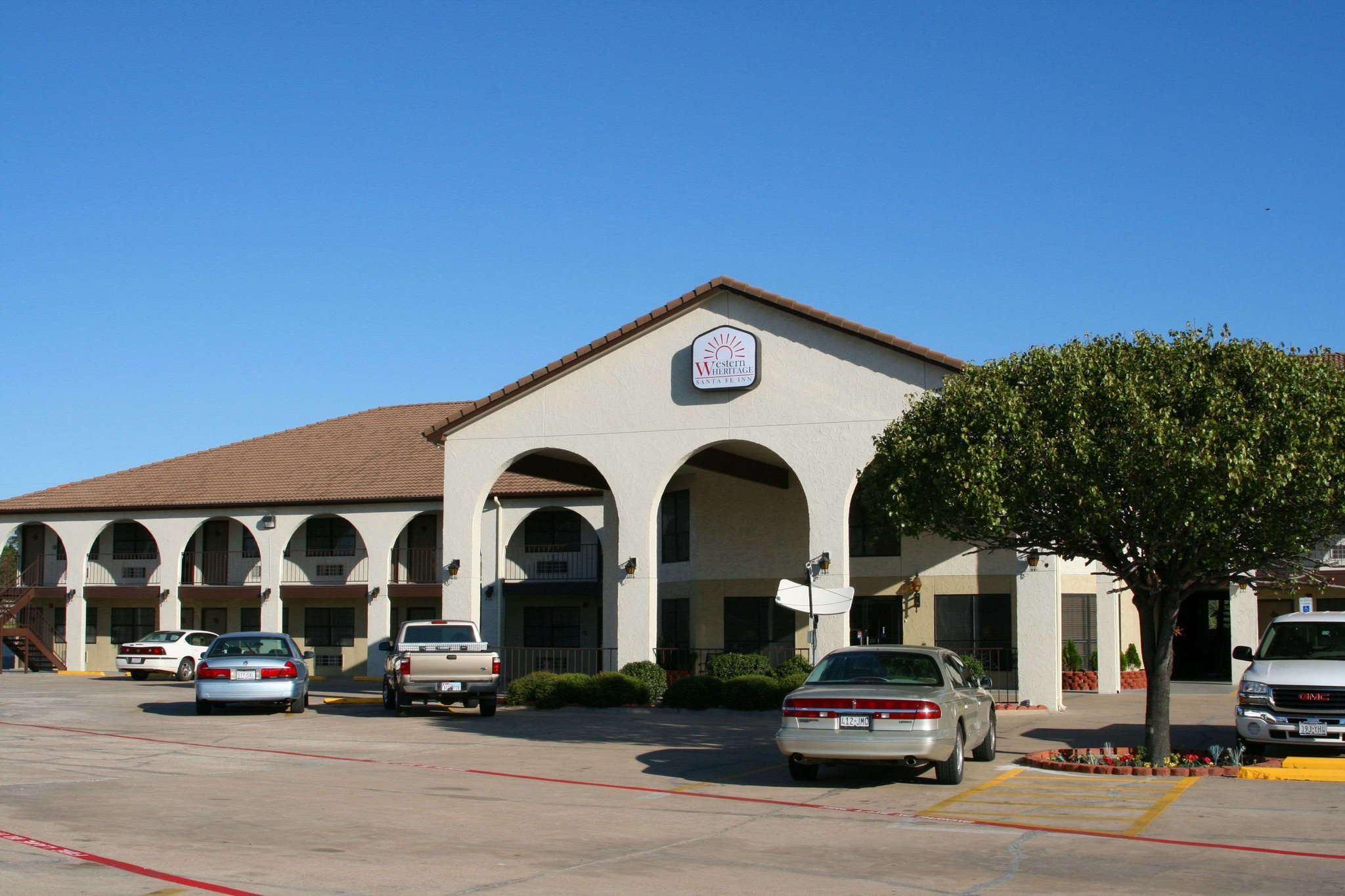 Weatherford Heritage Inn