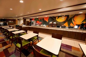 Restaurant - Fairfield Inn by Marriott Queens JFK Airport Jamaica